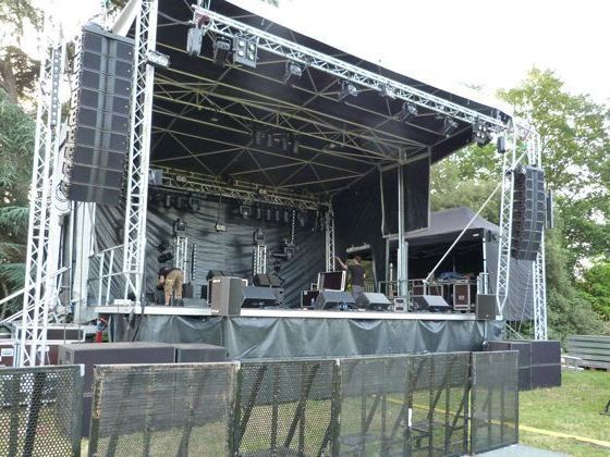 Festival Nort sur Erdre 2012 (Photo : LR)